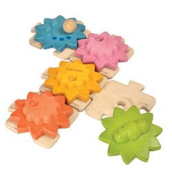 Gear Puzzle Standard, Plan Toys®