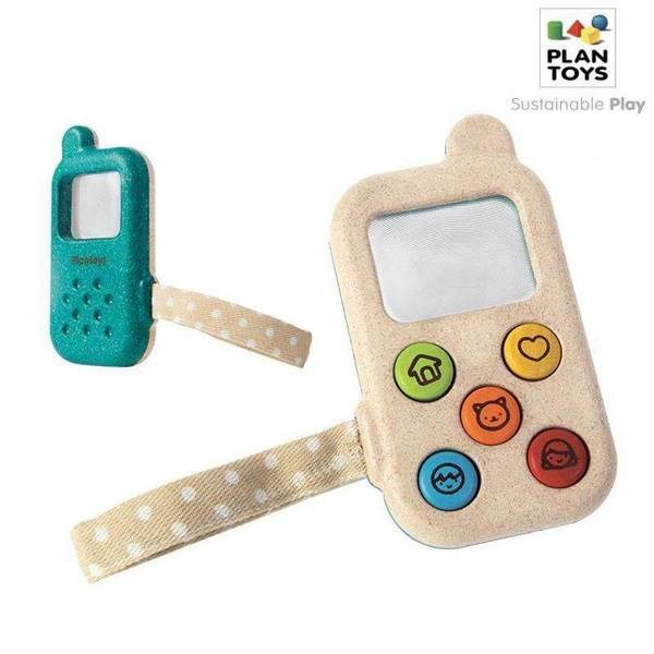 My first phone, Plan Toys®