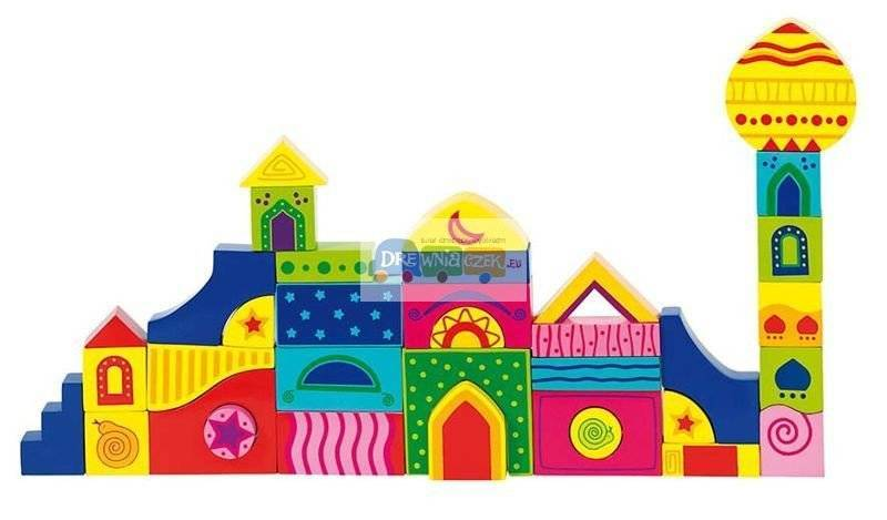 Pads 1001 Nights, play set, Goki 58644