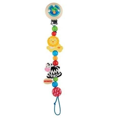 Soother chain - zoo design, Heimess 735890