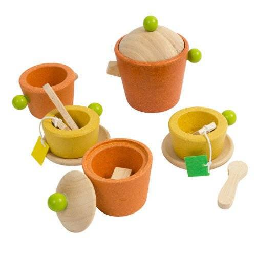 Tea service, wooden play set, Plan Toys®