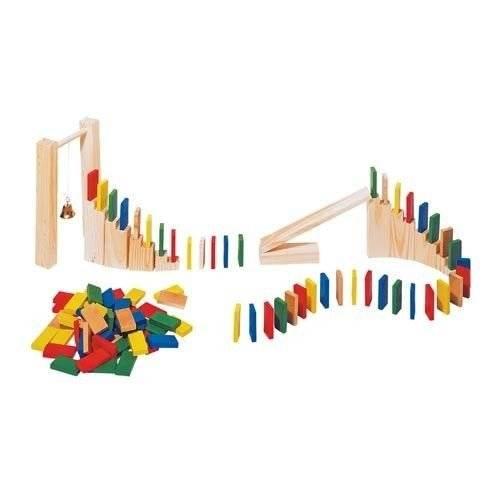 Domino, zestaw 250 części, Toys PureHS 440