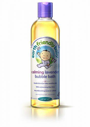 Earth Friendly Baby, Organiczny płyn do kąpieli o zapachu lawendy, 300ml